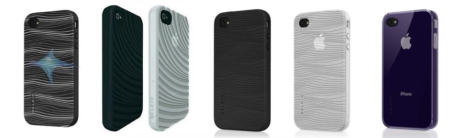 Belkin Apple Iphone 4