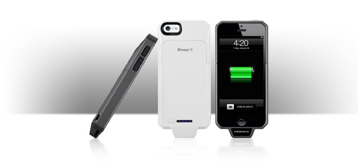 Acumulator extern pentru iPhone