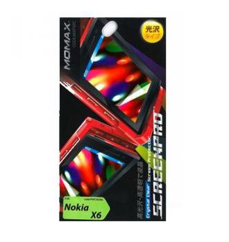 Folie protectie ecran Momax Nokia X6