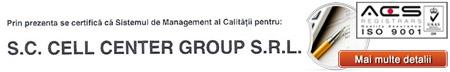 Certificare ISO 9001