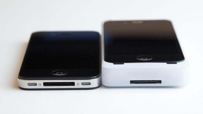 Baterii suplimentare pentru iPhone