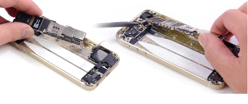 interior iPhone 5S
