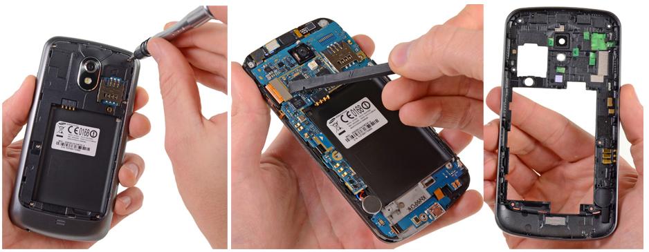 Reparatii hardware pentru Samsung Galaxy S2