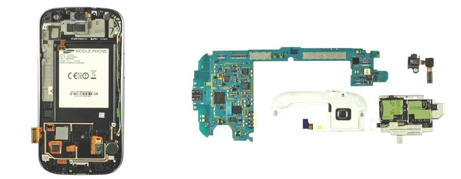 Reparatii Samsung Galaxy S3 de natura hardware