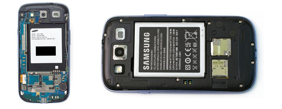Reparatii Samsung Galaxy S3