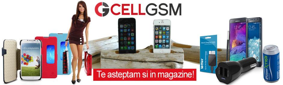 Magazin Online CellGSM.ro - Telefoane Mobile, Tablete si Accesorii, la cele mai bune preturi.