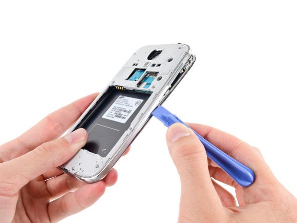 Service Galaxy S4