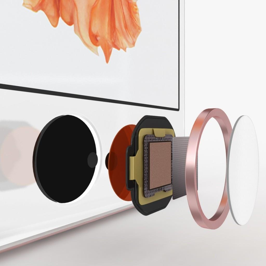 Reparatie buton home iPhone