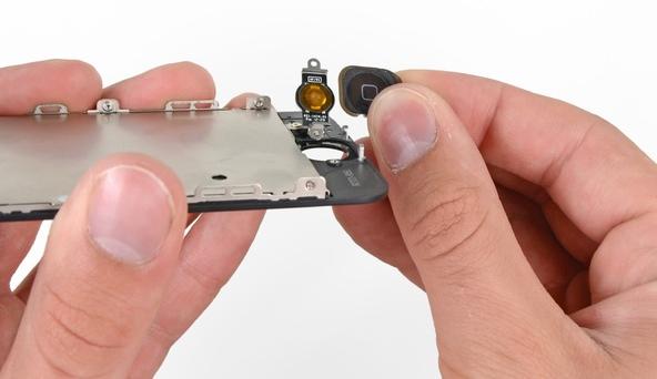 Reparatii buton Home - iPhone