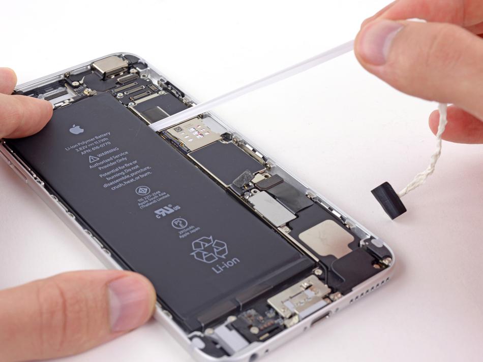 Foita adeziva baterie iPhone 6 Plus