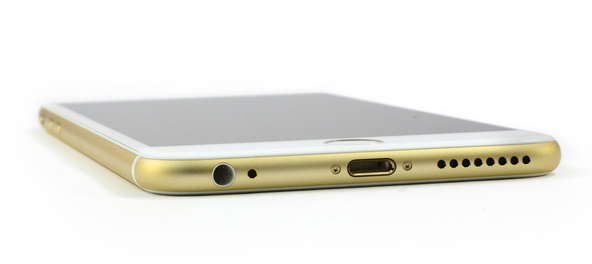 iPhone 6 Plus pregatit pentru service