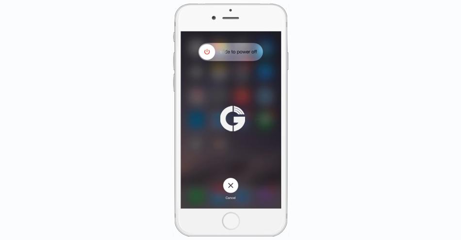 1. Stingeti dispozitivul iPhone 6
