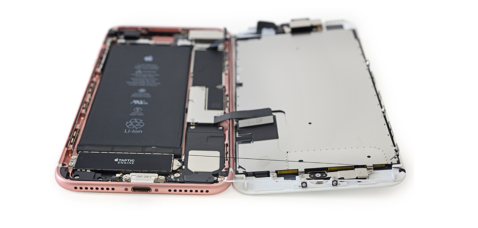 Reparatii iPhone 7 Plus