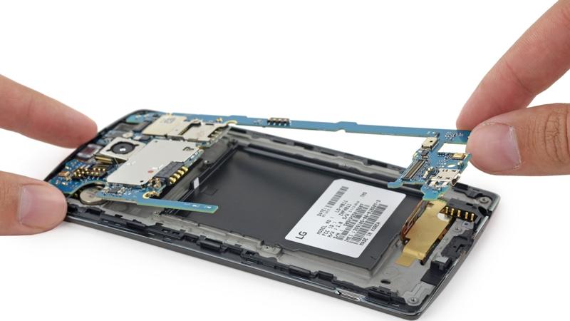 Reparatii pentru telefoane LG