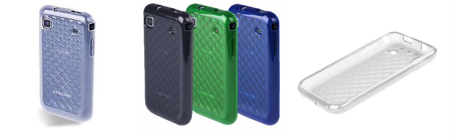 Husa i-Crystal Momax Galaxy S
