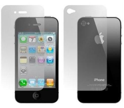 Folie protectie iPhone 4