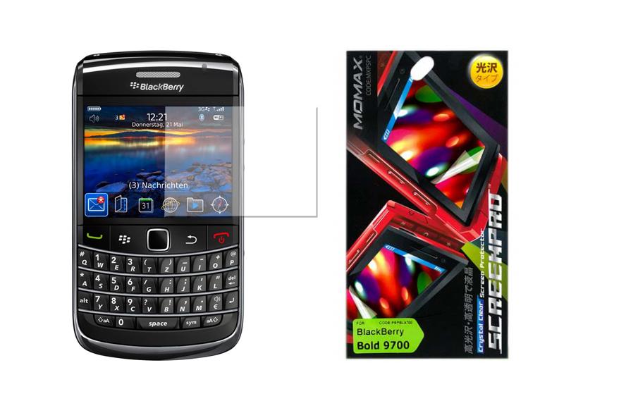 Folie protectie ecran Momax  BlackBerry 9700 Bold