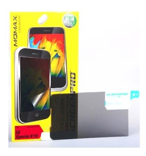 Folie protectie ecran Momax Sony Ericsson Xperia X10