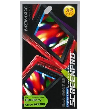 Folie protectie Momax BlackBerry Curve 3G 9300