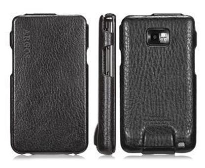 Husa piele Samsung Galaxy S2 Argos-Series copy