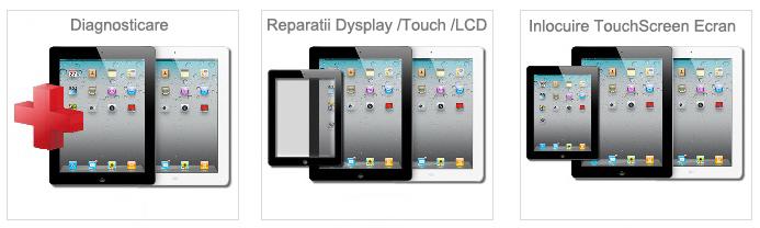 Service reparatii iPad 3