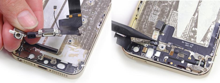 Dezmembrare iPhone 5S
