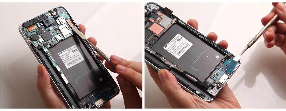 Dezmembrare Samsung Galaxy Note 3