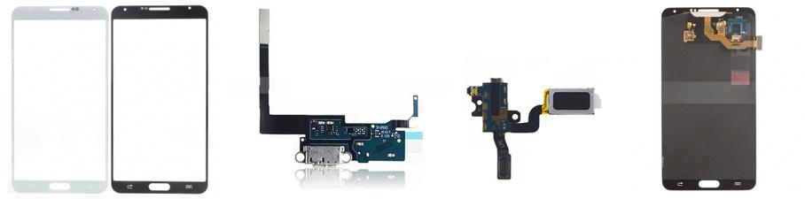 Reparatii hardware pentru Galaxy Note 3