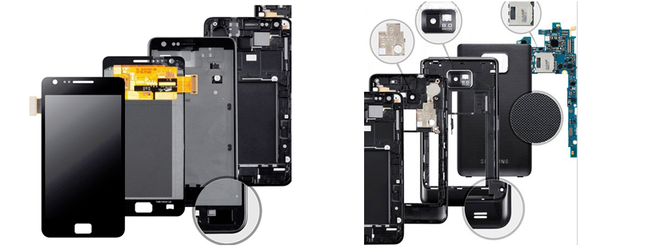 Reparatii Samsung Galaxy S2