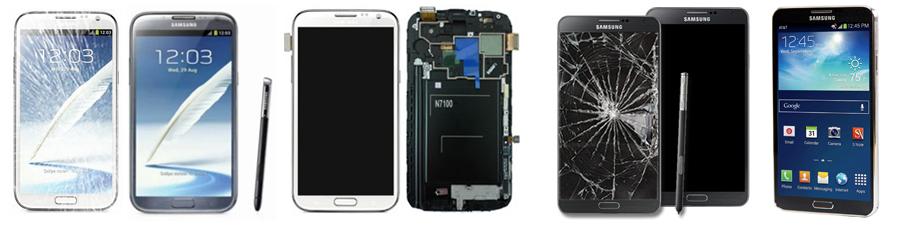 Reparatii Samsung Galaxy Note