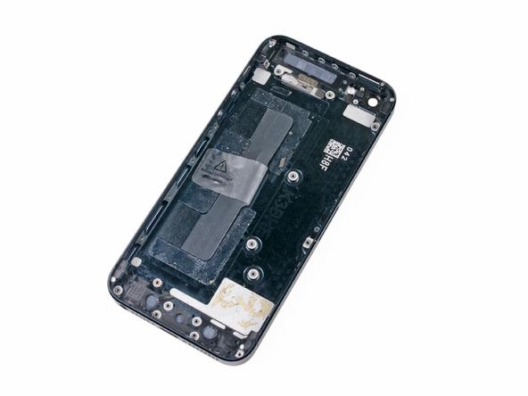 iPhone 5 & 5S - Carcasa spate
