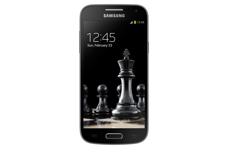 Galaxy S4 si S4 mini Black Edition