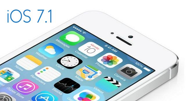 5 caracteristici ale noului iOS 7.1 pe care trebuie sa le cunosti