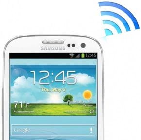 Galaxy S3 - probleme WiFi