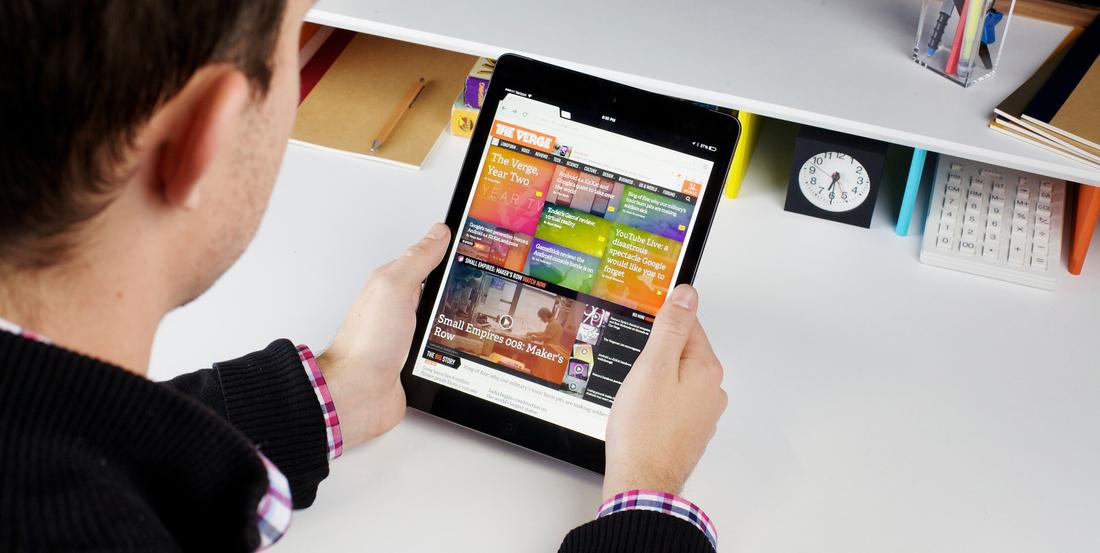 Cum prelungesti autonomia bateriei la iPad Air