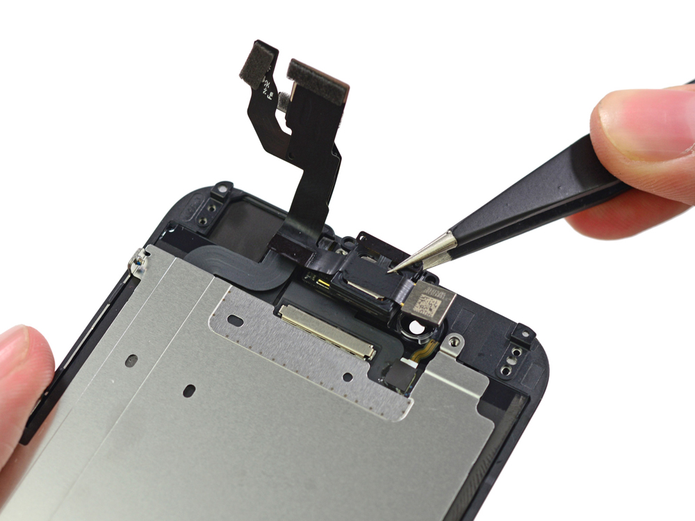Reparatii iPhone 6 - camera foto
