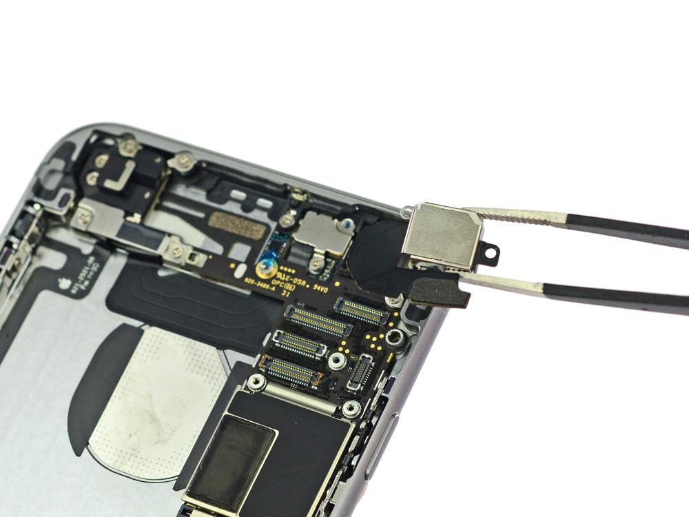 Service iPhone 6 - indepartarea camerei foto