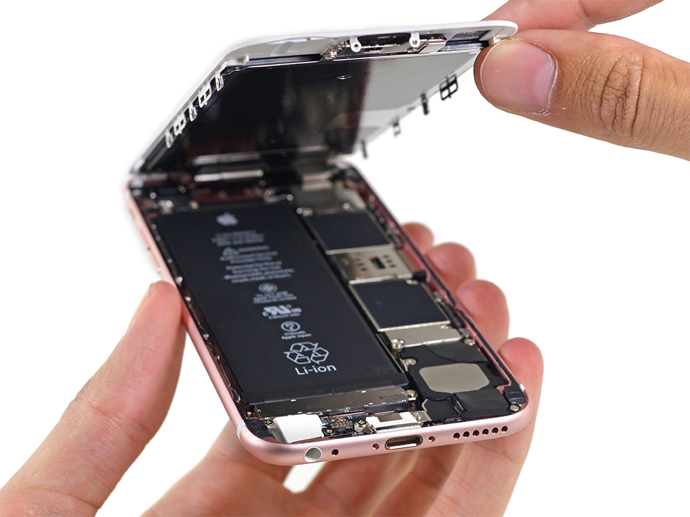 Service iPhone 6S Reparatii