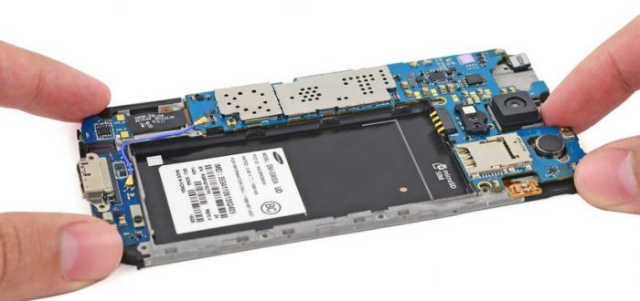 Reparatii telefon Samsung Galaxy S5