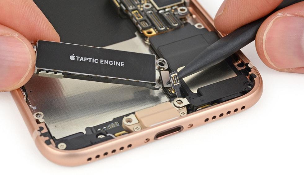 Reparatii iPhone 8, inlocuire si reparatie conectori