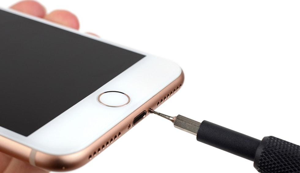 Service iPhone 8 Plus hardware